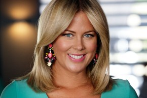 Nobody's happy with what Samantha Armytage just said.