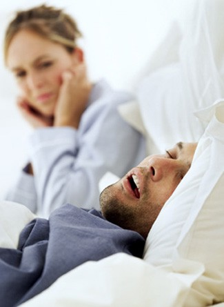 5 Ways to Get Your Husband to Stop Snoring