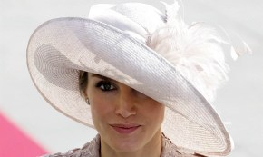 Look out Kate, another Royal might knock you off the fashion pedestal…