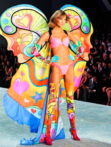 The most totally baffling looks from the Victoria's Secret Fashion Show 2013