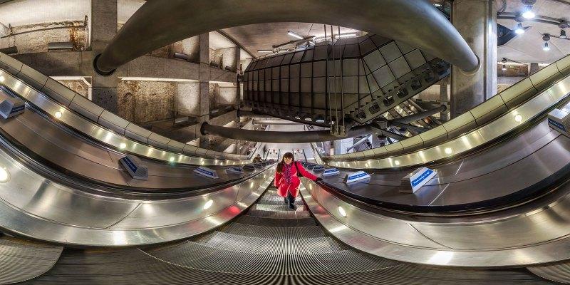 Westminster Underground station, London