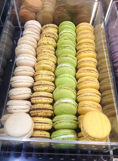 Cannelle Lebanon 2 macaron