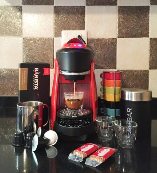 Barista espresso review