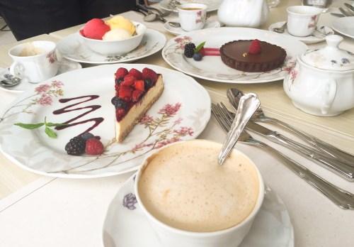 La Crêperie  dessert