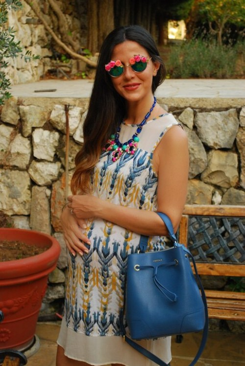 Dana Khairallah ivy says furla