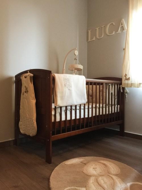 Luca Ivy says baby nursery decor