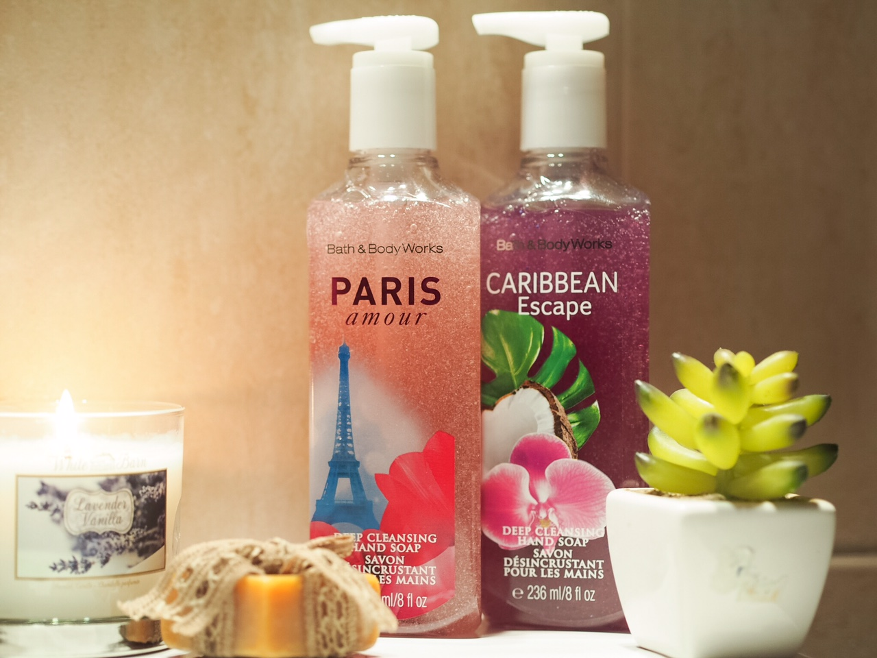hand soap bath and body works city centre