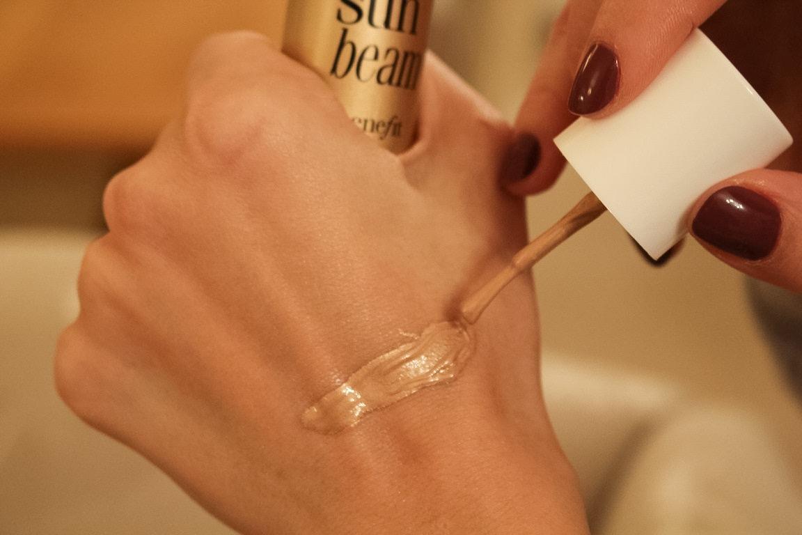 Sunbeam benefit cosmetics