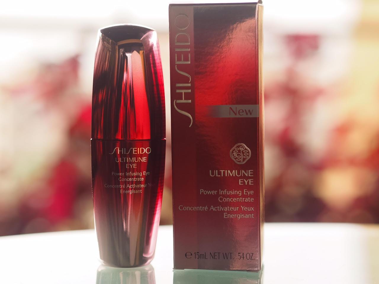Shiseido Ultimune eyes review