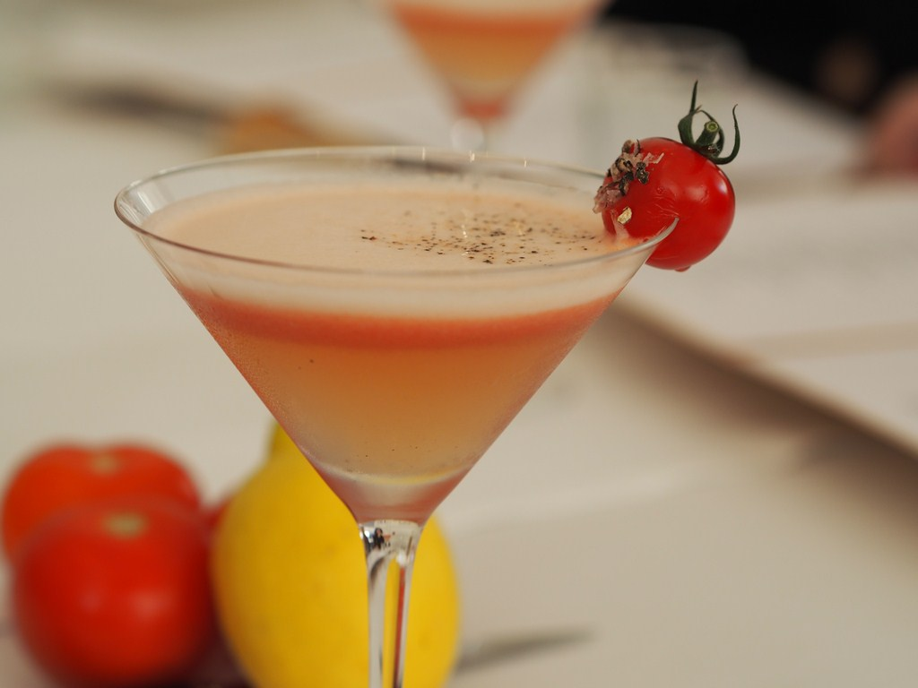 La Petite Maison Beirut Review tomatini