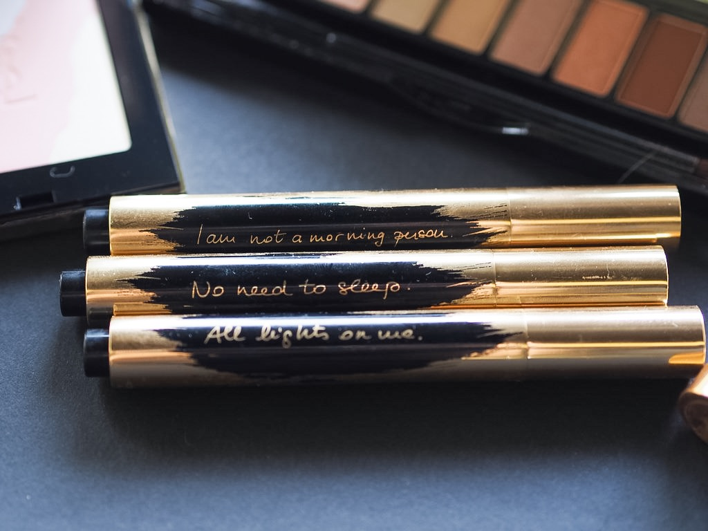 ysl ivy says touche eclat slogan edition makeup beauty blogger