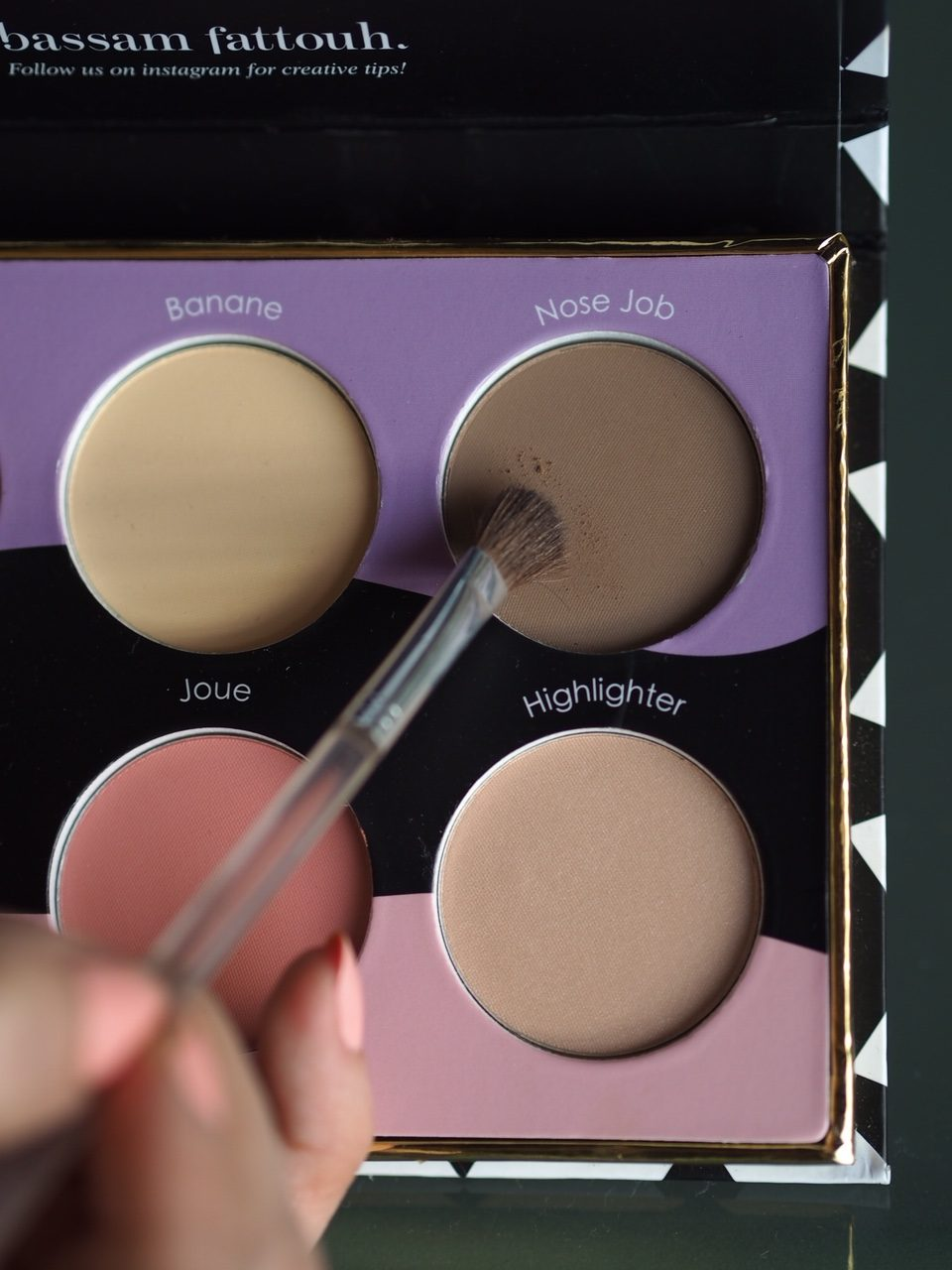 the blur kit beauty blog review ivy says