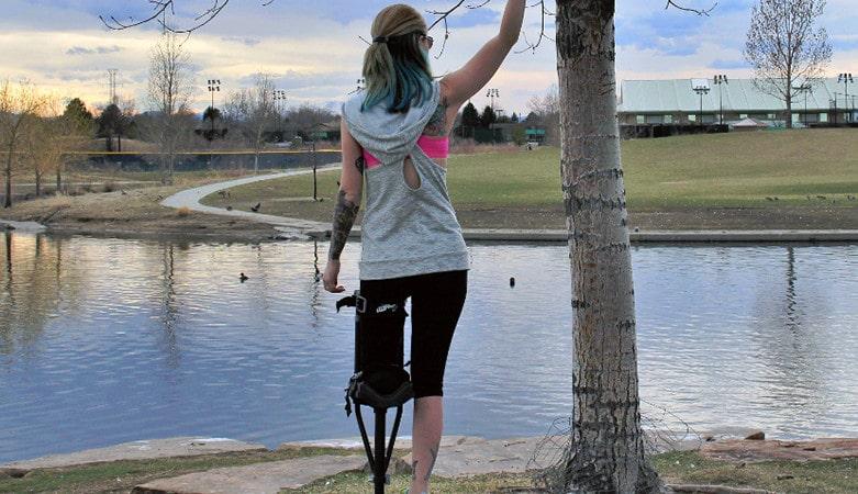 Iwalk Changes Lives Of Below The Knee Amputation Patients