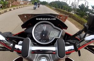 New Vixion onboard