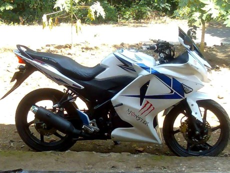 CB150R full fairing