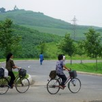 A Peek at the North Korean Countryside