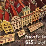 Prague – How I Did It For Less Than $25 a Day