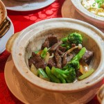 Sizzling Claypot Specialties at Hai Tien Lo, Pan Pacific Singapore