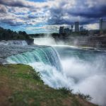 Visiting Niagara Falls From the Canadian Side