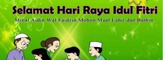 Lebaran Idul Adha Tahun 2018