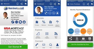 Mortgage Calculator Mobile App | I Want A Great Home Loan