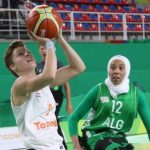 The Netherlands' Bo Kramer one of Rio 2016's youngest players