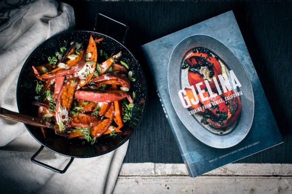 Roasted Yams with Honey, Espelette & Lime Yogurt from Gjelina Cookbook | I Will Not Eat Oysters