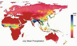 Water and Climate Atlas