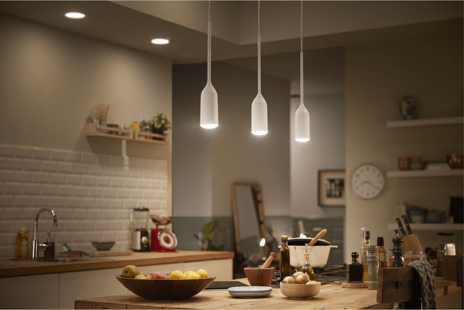 Kitchen Lighting 6 Kitchen Lighting Ideas Meethue Philips Hue
