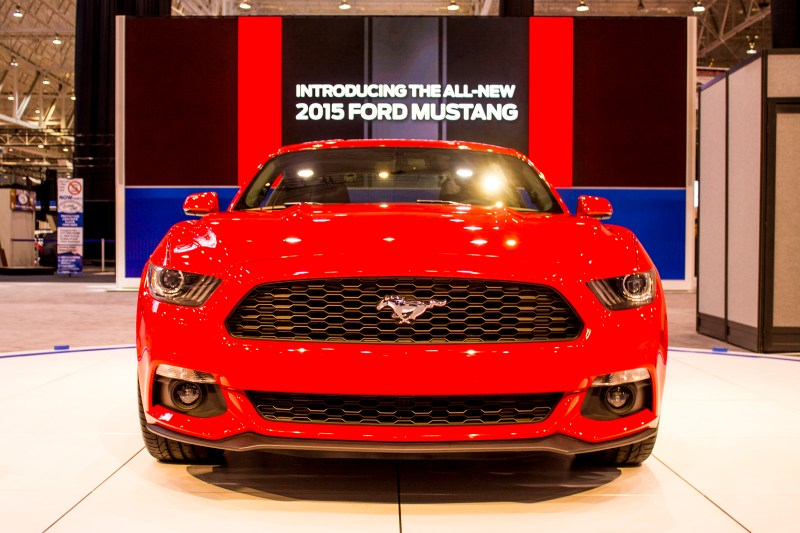 2015-Ford-Mustang-Cleveland-Auto-Show