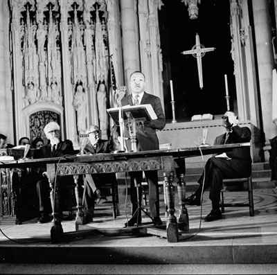 Martin Luther King Riverside Church-Speech-NYC