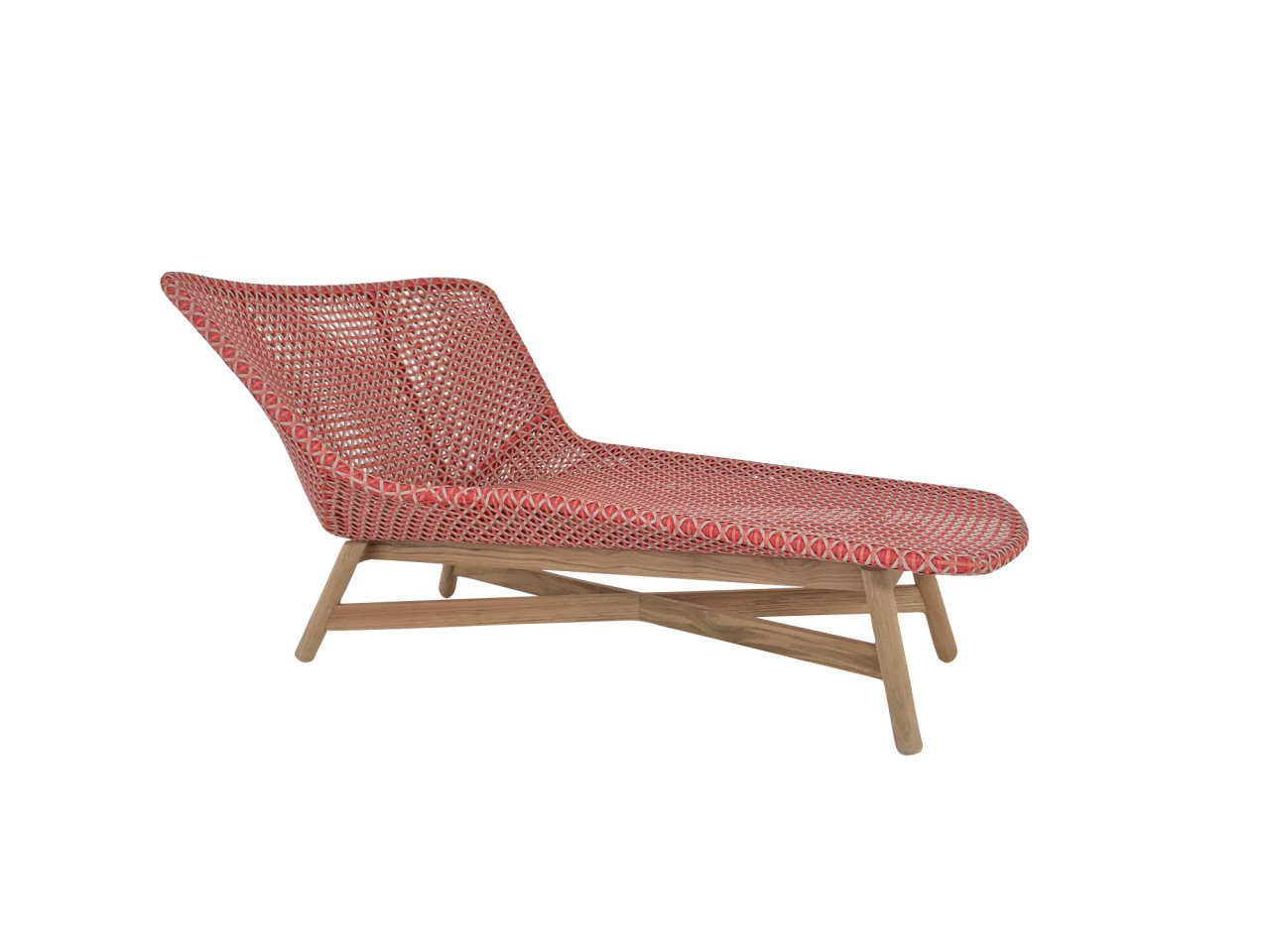Dedon Mbrace Dedon Mbrace Daybed Liege In Der Farbe Spice Dedon