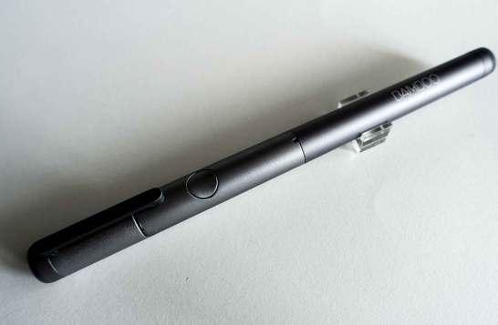 ワコム Bamboo Stylus fineline iPad用筆圧ペン