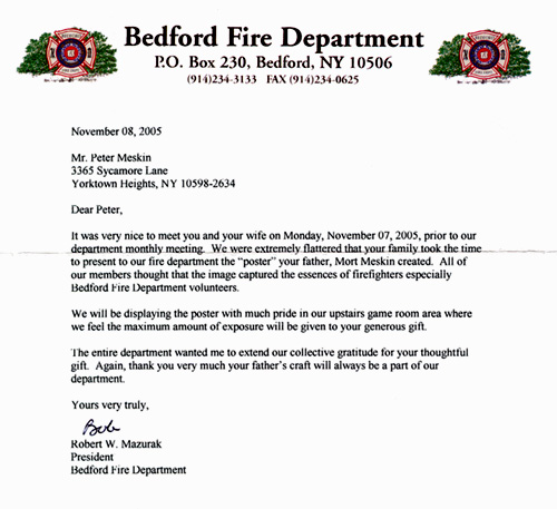 fire department cover letter - Funfpandroid