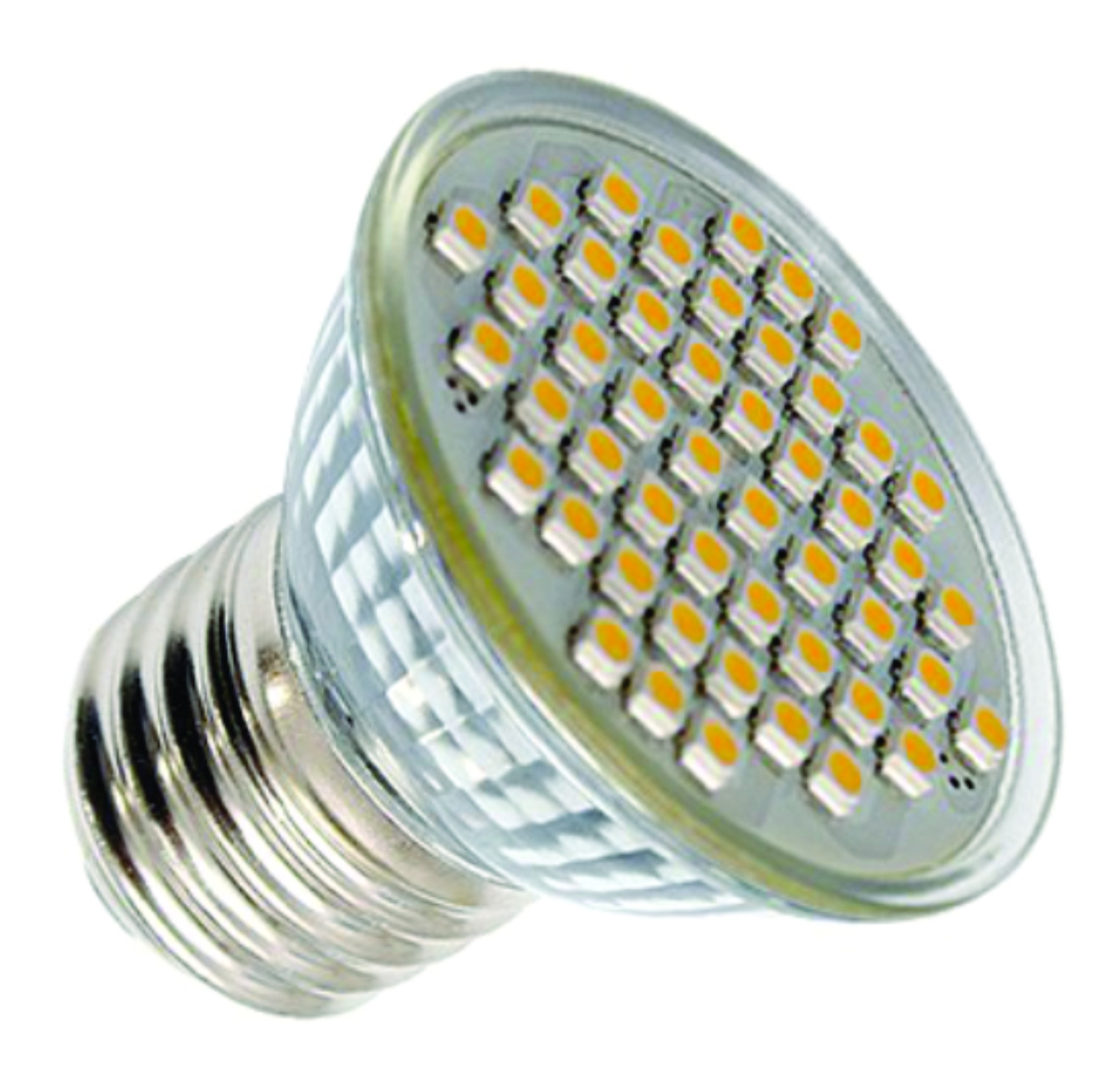 Lamparas Led 220 Luz De 48 Led 220v E27 50hz Bca Fri Lamparas