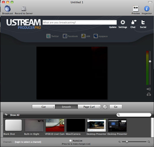 keygen ustream producer pro