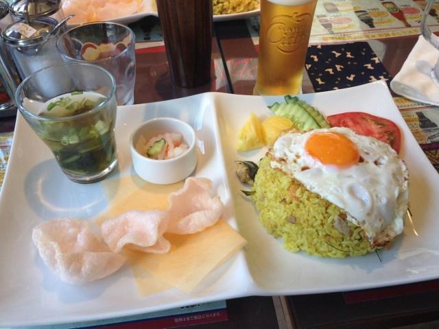 Artist Prick Thai Curry Fried Rice