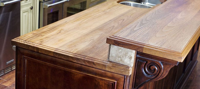 Sealing Wood Countertops J Aaron