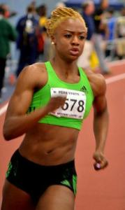 Dominique Blake, banned athlete, banned sprinter