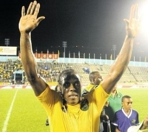 Tuffy Anderson scores for Jamaica