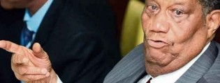 Minister of Agriculture – Roger Clarke is dead