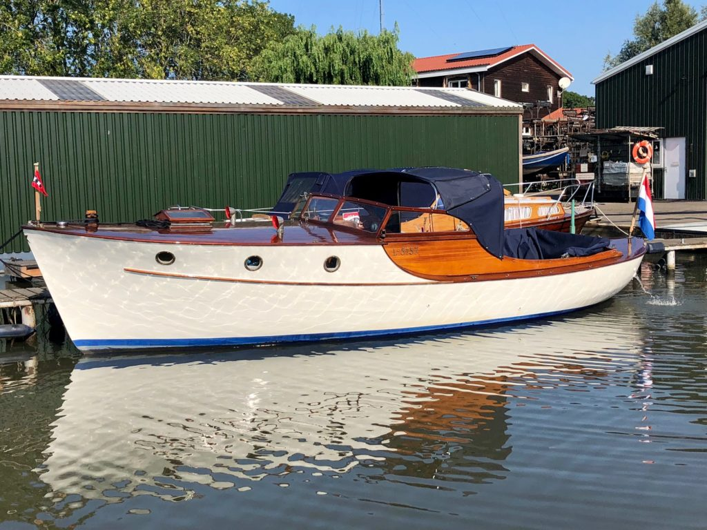 Boot Verlichting Messing Occasions Jachthaven Bouwmeester