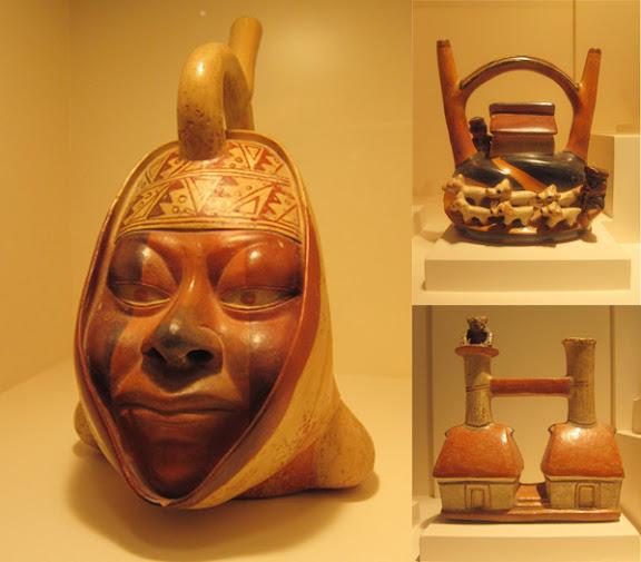 Peru's Erotic Moche Pottery