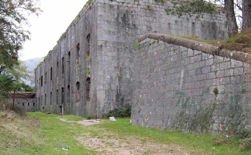 Beyond Kotor, Abandoned Fort Vrmac