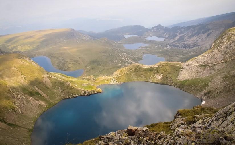 7 Lakes in Rila, Bulgaria