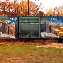 Freight Train, 1982