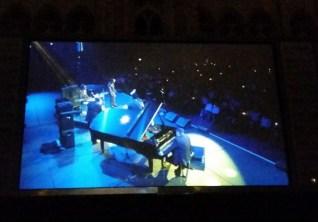 Die gesamte Band auf der Bühne