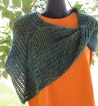 Bearfoot Over the Shoulder Shawl KAL | Taking Time to ...