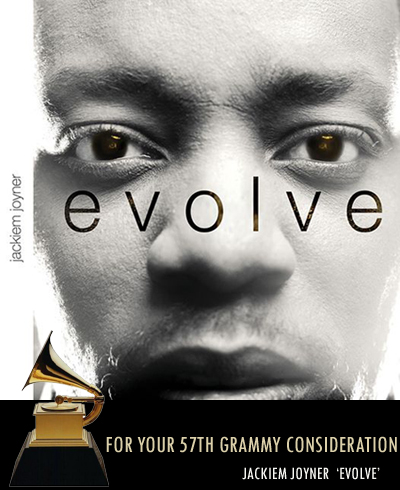 Evolve Grammy Consideration