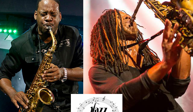 Paul Taylor and Jackiem Joyner – Jazz Legacy Foundation